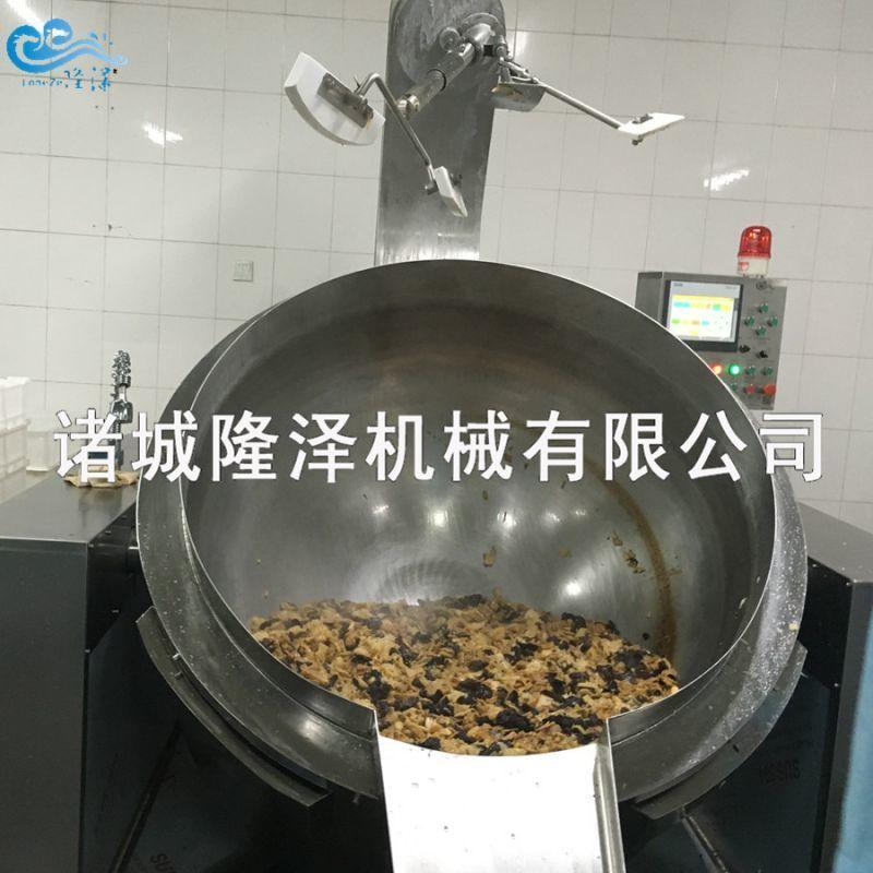 大型食堂炒菜机-炒大锅菜