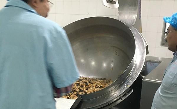 自动大型炒菜机器设备厂家