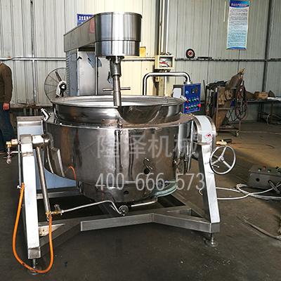 炒菜机生产企业_隆泽机械有限公司_食品加工的目的