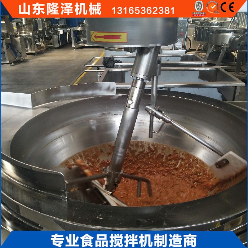大型炒菜设备_电磁自动炒菜机